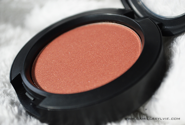 blush, MAC, make-up, beauty