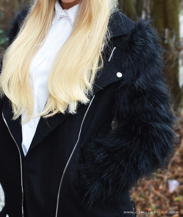 jacket, fur, fake, notion13, warm, jacket, coat