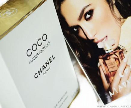 chanel, coco, mademoiselle, perfume, beauty, parfum