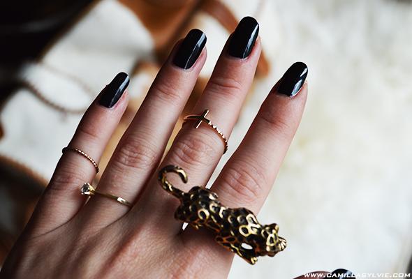 bali, nails, knuckle, rings, polish, tiger