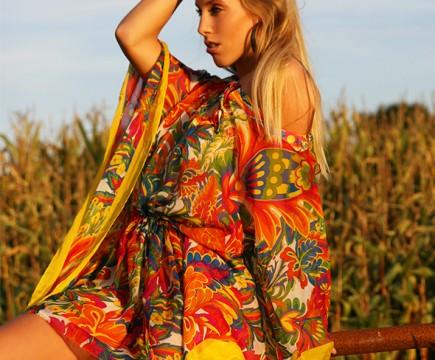 zara, dress, summer, sun, blue, blonde