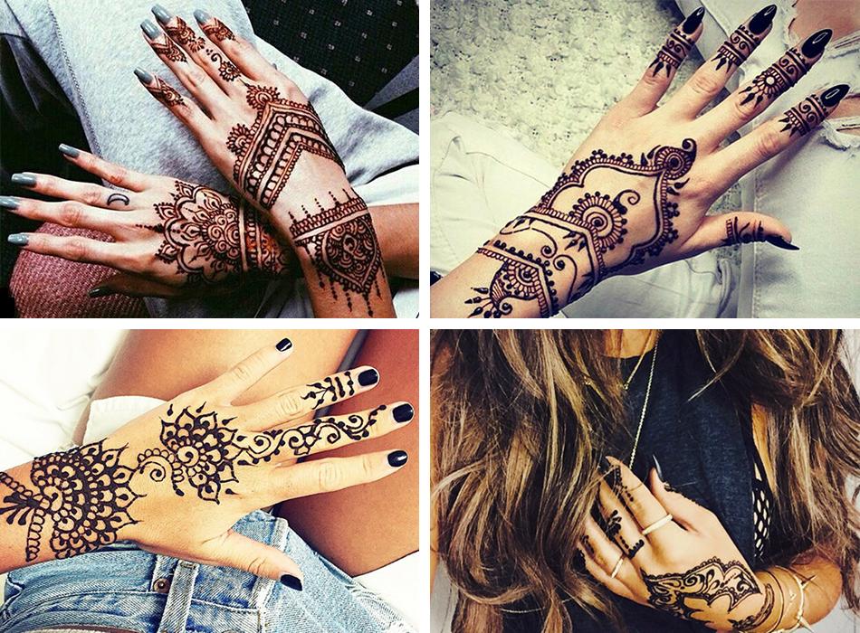 Henna For Summer Camilla Sylvie