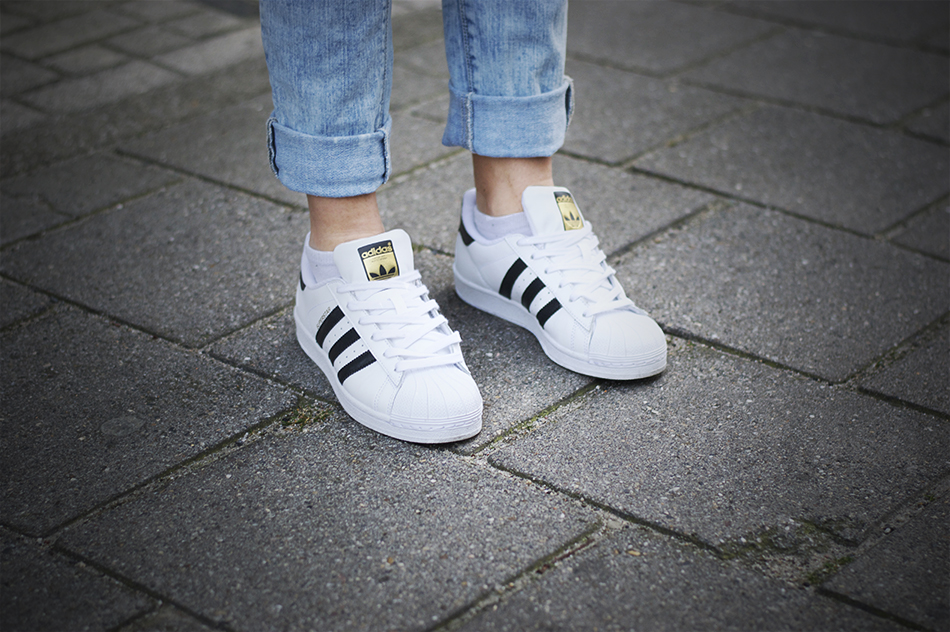 adidas superstar dames nep